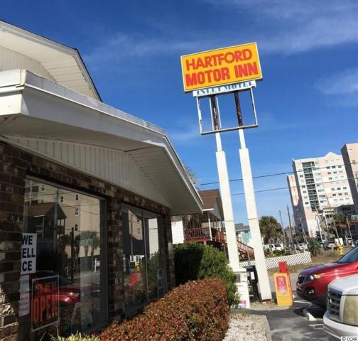 5409 N Ocean Blvd #213, North Myrtle Beach, SC 29582 (MLS #1806949) :: James W. Smith Real Estate Co.