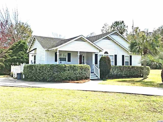 176 Safe Harbor Ave, Pawleys Island, SC 29585 (MLS #1806977) :: The Litchfield Company
