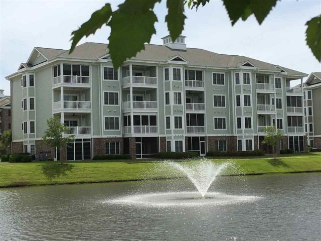 4827 Magnolia Lake Drive 405 #405, Myrtle Beach, SC 29577 (MLS #1806979) :: The Hoffman Group