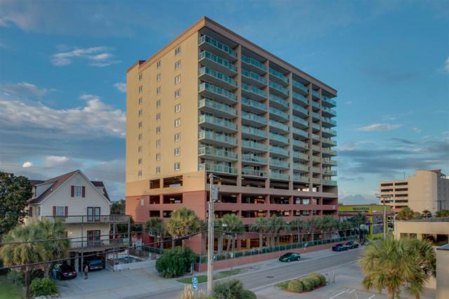 1706 S Ocean Blvd. #404, North Myrtle Beach, SC 29582 (MLS #1807018) :: The HOMES and VALOR TEAM