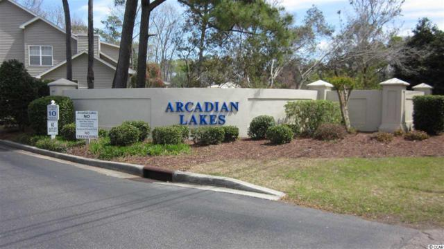 125 Gully Branch Ln. #3, Myrtle Beach, SC 29572 (MLS #1807034) :: The Litchfield Company