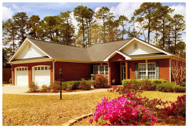 110 W Coker Ln., Conway, SC 29526 (MLS #1807060) :: The Litchfield Company