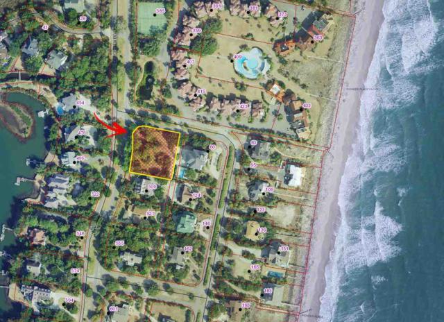 Lot 1 Debordieu Boulevard, Georgetown, SC 29440 (MLS #1807063) :: The HOMES and VALOR TEAM