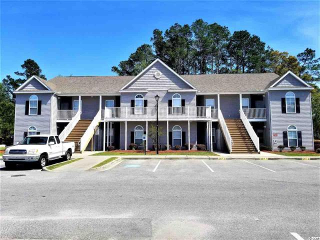 110 Portsmith Drive Unit 4 #4, Myrtle Beach, SC 29588 (MLS #1807355) :: James W. Smith Real Estate Co.