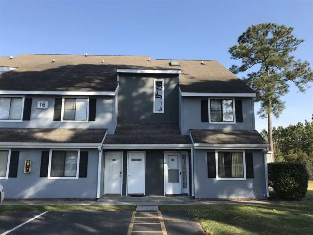 1890 Golf Colony Driive 16C, Surfside Beach, SC 29575 (MLS #1807391) :: James W. Smith Real Estate Co.
