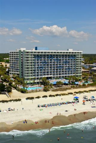 1105 S Ocean Blvd #526, Myrtle Beach, SC 29577 (MLS #1807432) :: The HOMES and VALOR TEAM