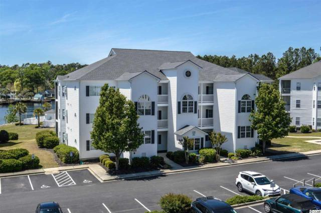 1530 Lanterns Rest Road #302, Myrtle Beach, SC 29579 (MLS #1807571) :: The HOMES and VALOR TEAM