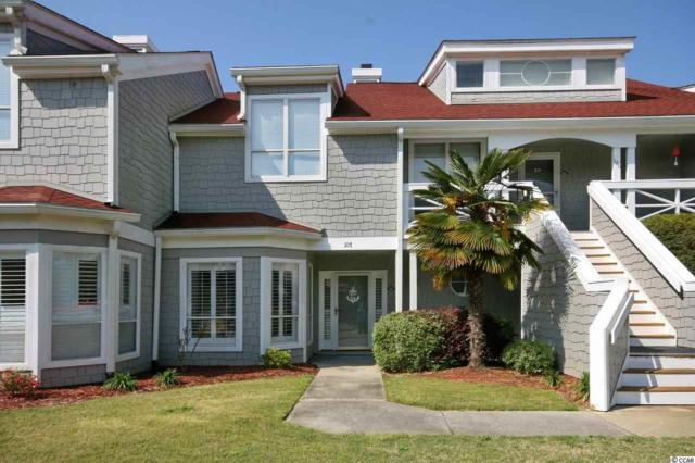 4396 Baldwin Ave. #107, Little River, SC 29566 (MLS #1807669) :: SC Beach Real Estate