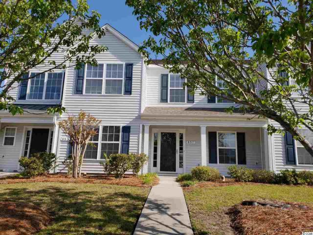 857 Barn Owl Ct #857, Myrtle Beach, SC 29579 (MLS #1807950) :: The Hoffman Group