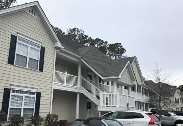 142 Scotch Broom Dr #201, Little River, SC 29566 (MLS #1808056) :: The HOMES and VALOR TEAM
