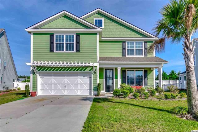 249 Coral Beach Circle, Myrtle Beach, SC 29575 (MLS #1808258) :: The Litchfield Company