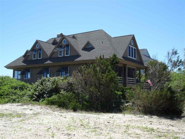 807 Norris Dr., Pawleys Island, SC 29585 (MLS #1808291) :: James W. Smith Real Estate Co.
