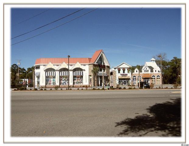 4201 N Kings Highway, Myrtle Beach, SC 29577 (MLS #1808427) :: The Litchfield Company