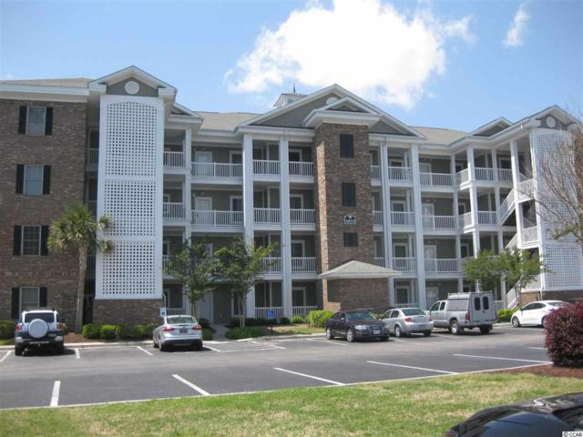 4817 Magnolia Lake Drive #202, Myrtle Beach, SC 29577 (MLS #1808487) :: Silver Coast Realty