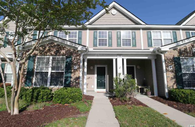 143 Chenoa Drive C, Murrells Inlet, SC 29576 (MLS #1808499) :: Myrtle Beach Rental Connections