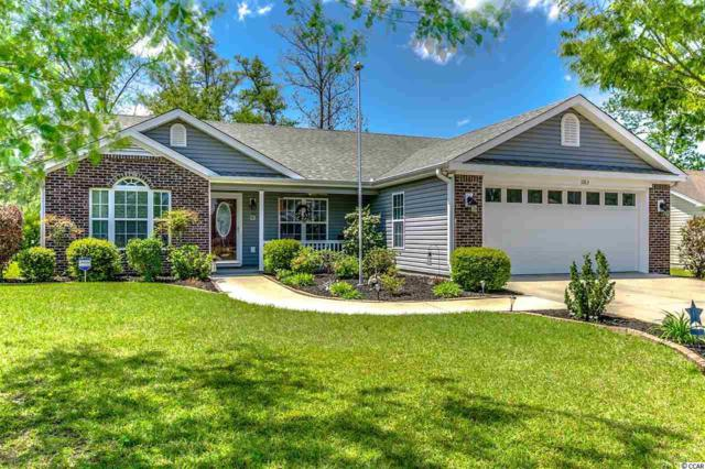 1013 Dunraven Ct., Conway, SC 29526 (MLS #1808549) :: Myrtle Beach Rental Connections
