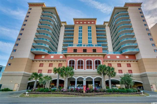 1321 S Ocean Blvd #908, North Myrtle Beach, SC 29582 (MLS #1808652) :: The HOMES and VALOR TEAM
