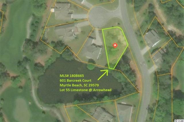 601 Barcreek Court, Myrtle Beach, SC 29579 (MLS #1808665) :: The Litchfield Company