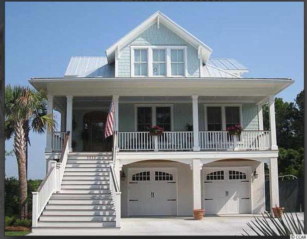 405 Saint Julian Ln., Myrtle Beach, SC 29579 (MLS #1808780) :: The Trembley Group
