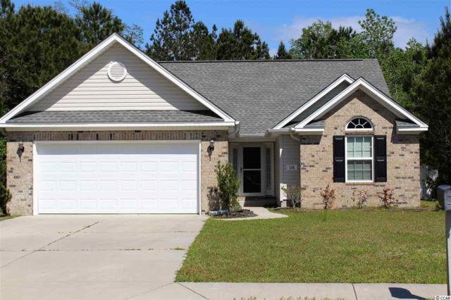 168 Quail Hollow Road, Myrtle Beach, SC 29579 (MLS #1808823) :: Sloan Realty Group