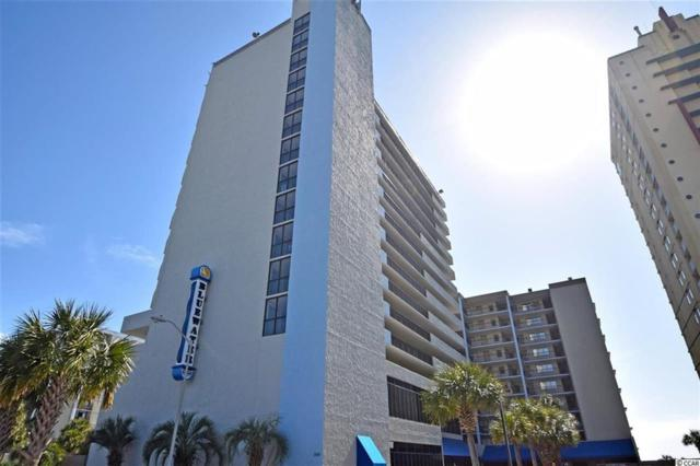 2001 S Ocean Blvd #201, Myrtle Beach, SC 29577 (MLS #1808932) :: James W. Smith Real Estate Co.