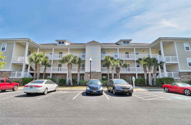 6253 Catalina Dr. #322, North Myrtle Beach, SC 29582 (MLS #1809157) :: Silver Coast Realty