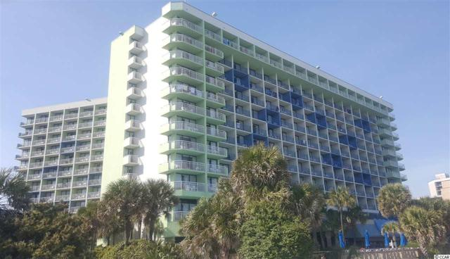 1105 S Oce #444, Myrtle Beach, SC 29577 (MLS #1809386) :: James W. Smith Real Estate Co.