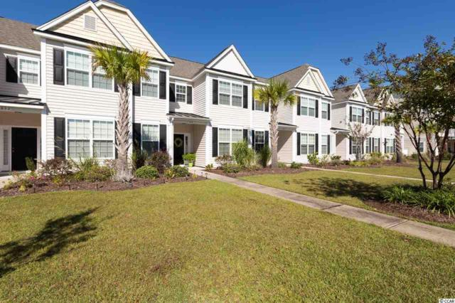 656 Pistoia Lane #304, Myrtle Beach, SC 29579 (MLS #1809655) :: The HOMES and VALOR TEAM