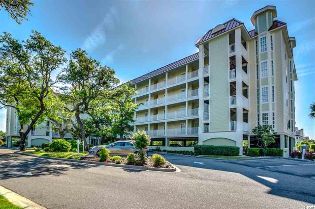 502 48th Ave. S #205, North Myrtle Beach, SC 29582 (MLS #1809668) :: Silver Coast Realty