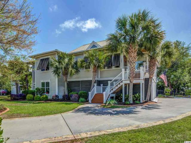 134 Hawks Nest Circle, Murrells Inlet, SC 29576 (MLS #1809779) :: The Litchfield Company