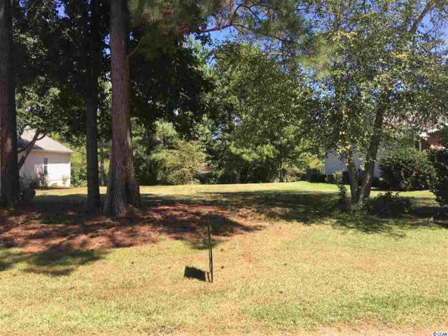 Lot 20 Golf Ave., Little River, SC 29566 (MLS #1810197) :: The Trembley Group | Keller Williams