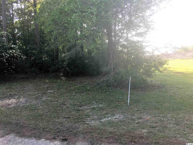 Lot 10 Golf Ave., Little River, SC 29566 (MLS #1810199) :: The Trembley Group | Keller Williams