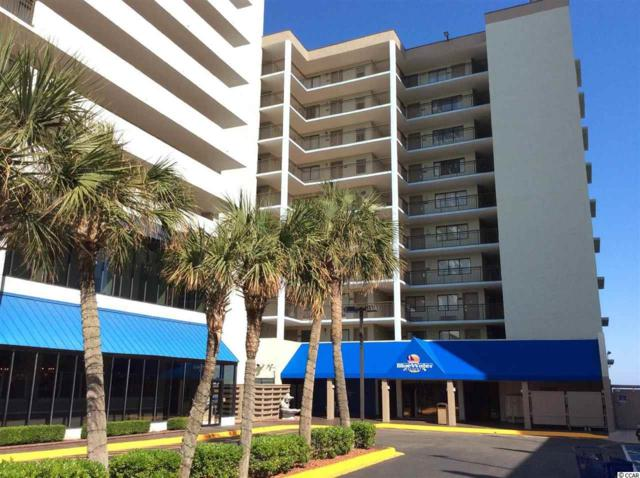 2001 S Ocean Blvd #513, Myrtle Beach, SC 29577 (MLS #1810246) :: Trading Spaces Realty