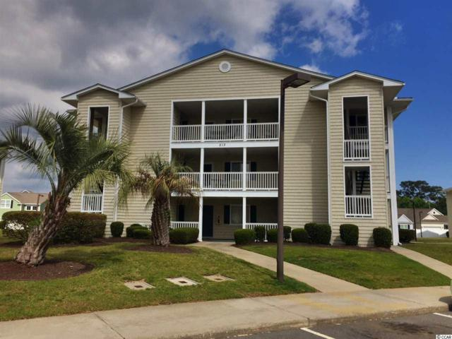 213 Landing Road I, North Myrtle Beach, SC 29582 (MLS #1810257) :: SC Beach Real Estate