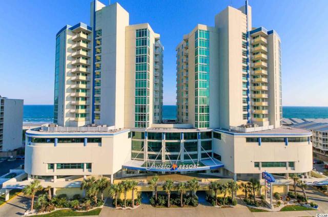 304 N Ocean Blvd #1624 #1624, North Myrtle Beach, SC 29582 (MLS #1810492) :: Trading Spaces Realty