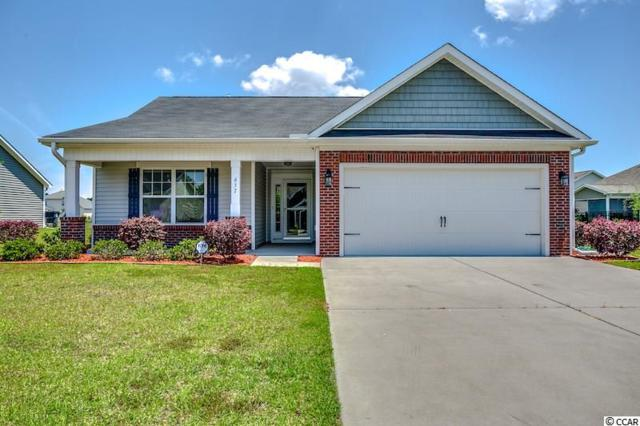 657 Tattlesbury Drive, Conway, SC 29526 (MLS #1810562) :: Myrtle Beach Rental Connections