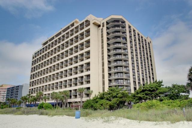 7100 N Ocean Blvd #1510 #1510, Myrtle Beach, SC 29572 (MLS #1810773) :: The Greg Sisson Team with RE/MAX First Choice