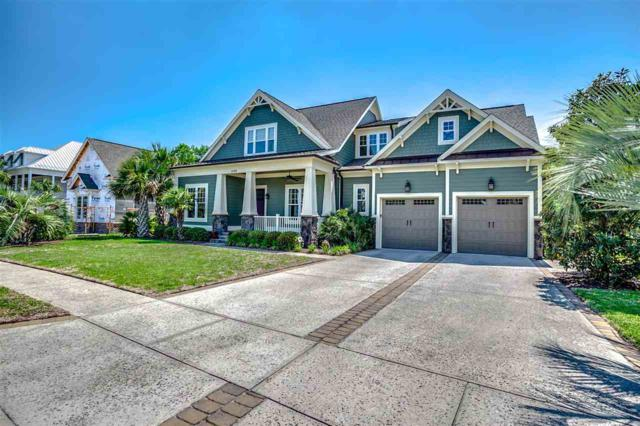1105 Marsh Point Pl, North Myrtle Beach, SC 29582 (MLS #1810809) :: The Greg Sisson Team with RE/MAX First Choice