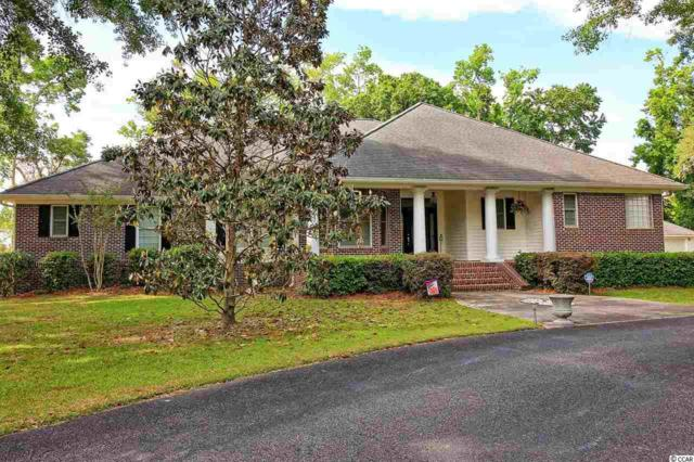 1510 Running Water Rd., Murrells Inlet, SC 29576 (MLS #1811043) :: The Hoffman Group