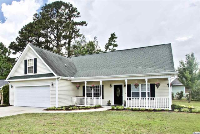 587 Circle Dr., Surfside Beach, SC 29575 (MLS #1811156) :: The HOMES and VALOR TEAM