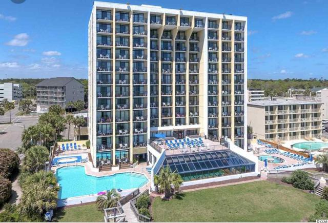 1905 S Ocean Blvd #1208, Myrtle Beach, SC 29577 (MLS #1811258) :: The Hoffman Group