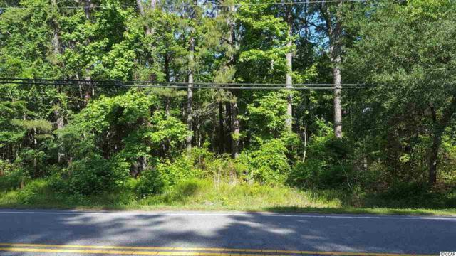Lot 3 Block A Kings River Rd, Pawleys Island, SC 29585 (MLS #1811347) :: Myrtle Beach Rental Connections