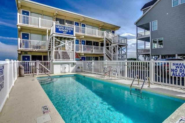1607 S Ocean Blvd #12, North Myrtle Beach, SC 29582 (MLS #1811401) :: The HOMES and VALOR TEAM