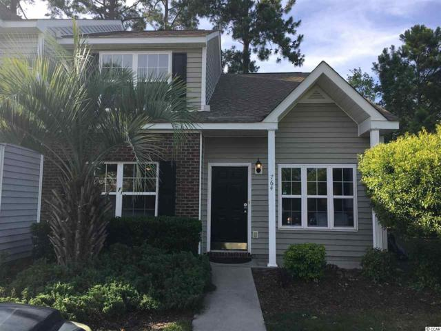 764 Aspen Dr. #764, Myrtle Beach, SC 29577 (MLS #1811545) :: Right Find Homes