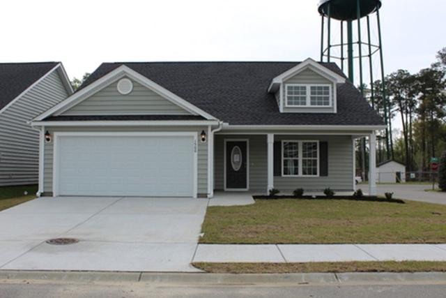 1500 Stilley Circle, Conway, SC 29526 (MLS #1811615) :: Myrtle Beach Rental Connections