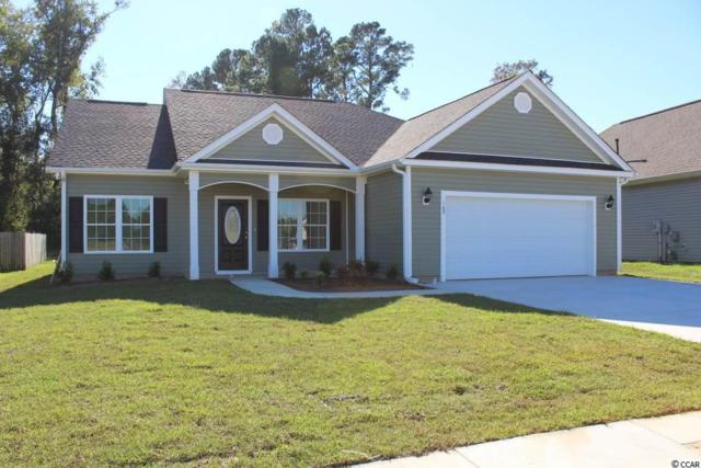 189 Barons Bluff Dr., Conway, SC 29526 (MLS #1811706) :: Myrtle Beach Rental Connections
