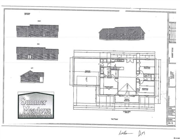 120 Adelphia Road, Loris, SC 29569 (MLS #1811713) :: Myrtle Beach Rental Connections