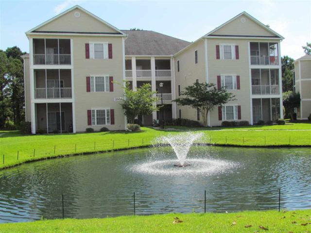 2050 Crossgate Blvd #205, Myrtle Beach, SC 29575 (MLS #1812068) :: The Greg Sisson Team with RE/MAX First Choice