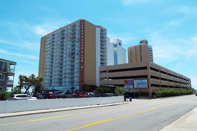 9550 Shore Drive #1522, Myrtle Beach, SC 29572 (MLS #1812288) :: James W. Smith Real Estate Co.