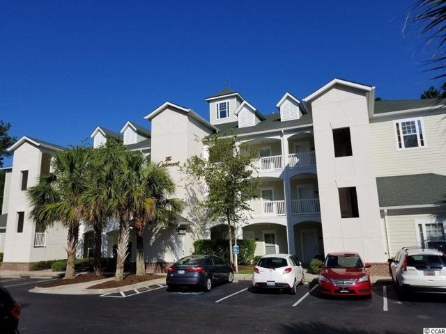 116 Cypress Point Ct #305, Myrtle Beach, SC 29579 (MLS #1812333) :: James W. Smith Real Estate Co.